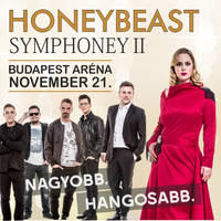 Honeybeast koncert – Symphoney II - Vstopnice Honeybeast_2018©