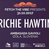 Halloween with Richie Hawtin - Vstopnice ©