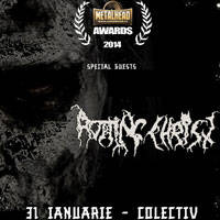 Rotting Christ canta la Metalhead Awards - Bilete ©