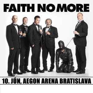 Faith No More - Vstupenky