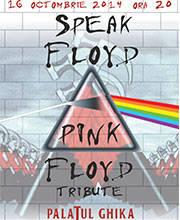 PINK FLOYD Tribute: SPEAK FLOYD - Bilete