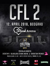 COLLISION FIGHTING LEAGUE 2