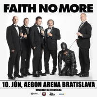 Faith No More - Lístky ©