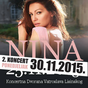NINA BADRIĆ - Tickets - ©
