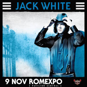 Jack White - Bilete