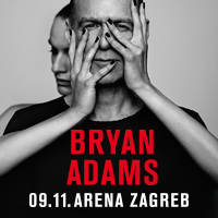 Bryan Adams nastupa u Zagrebu 9.studeni 2017 @ Get Up Tour 2017