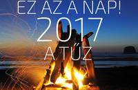 EZ AZ A NAP! 2017: A TŰZ