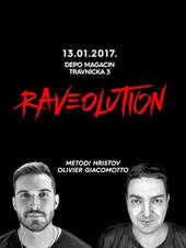 RAVEOLUTION - HRISTOV & GIACOMOTTO