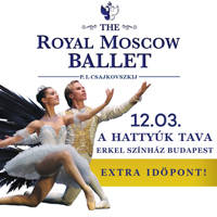 The Royal Moscow Ballet - A hattyúk tava - Tickets hattyúktava©