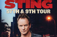 STING - 57TH & 9TH TOUR -