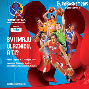 EuroBasket 2015 - Tickets - ©