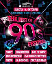THE BEST OF 90's - Tickets - ©