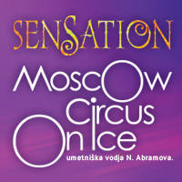"MOSCOW CIRCUS ON ICE - ""SENSATION - Vstopnice ©"