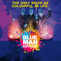 Blue Man Group - Vstopnice ©