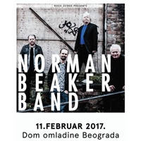 Norman Beaker Band - Ulaznice ©