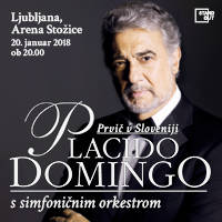 Placido Domingo - Ulaznice ©