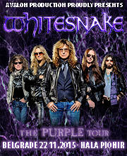 WHITESNAKE - Tickets - ©