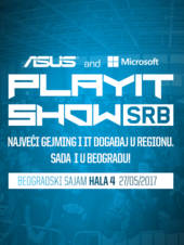 PLAYIT SHOW SRB 2017