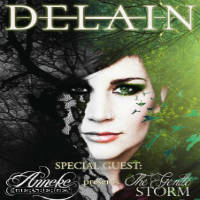 delain and gentle storm