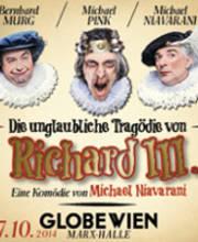 Die unglaubliche Tragödie v. Richard III - Ulaznice