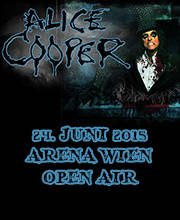 Alice Cooper - Tickets