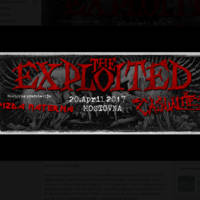 THE EXPLOITED, THE CASUALTIES - Jegyek ©