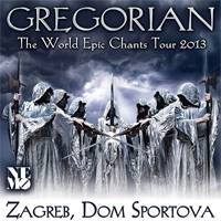 Gregorian: The World Epic Chants Tour - Ulaznice ©