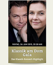 Klassik am Dom Gala - Tickets