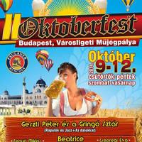 Oktoberfest 2014 Jegyek