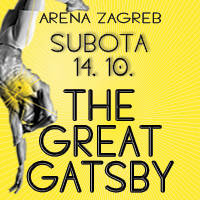 The Great Gatsby Ballet - Ulaznice ©