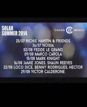 SOLAR SUMMER 2014 - Ulaznice - ©