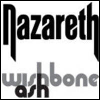 NAZARETH &amp; WISHBONE ASH - Vstopnice 