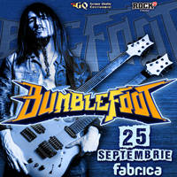 BUMBLEFOOT - ZC5 WARM UP PARTY - Bilete ©