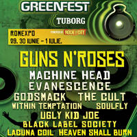 Tuborg Green Fest powered by Rock the City - Bilete ©