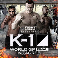 K-1 World GP Final in Zagreb - Ulaznice ©