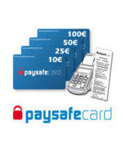 PAYSAFECARD - Vstopnice