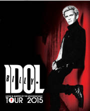 Billy Idol - Tickets