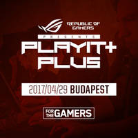 PlayIT PLUS BUDAPEST - 2017 TAVASZ - Ulaznice Playit_Plus_Bp_300x300©