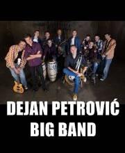 Dejan Petrović Big Band - Ulaznice - ©DP620x300