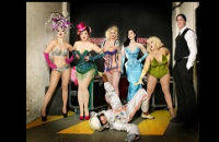 CABARET NEW BURLESQUE - Vstopnice 