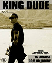 KING DUDE - Ulaznice