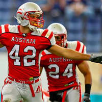 4th IFAF World Championship Final games - Karten ©