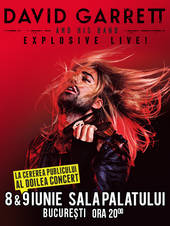 David Garrett & Band - Explosive Live