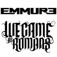 Emmure + We Came As Romans - Lístky ©