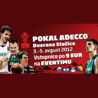 POKAL ADECCO 2012 - Vstopnice 
