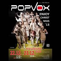 POPVOX - ENJOY CHRISTMAS - Karten ©