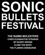Sonic Bullets Festival - Bambi Molesters - Ulaznice