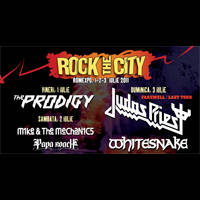 Rock The City - Bilete ©