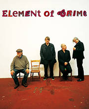 Element of Crime - Tickets