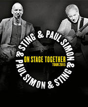 Paul Simon & Sting - Ulaznice